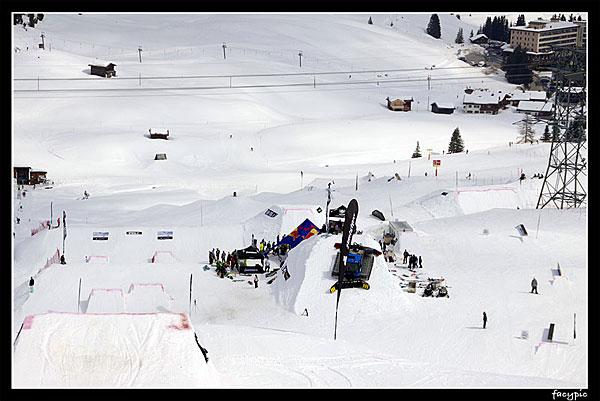ChillandDestroy Snowboard Tour