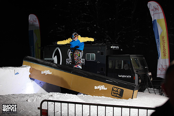 Alpbachtal Sugarparks Slopestyle Contest