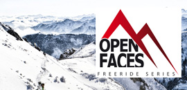 OPEN FACES Freeride Series
