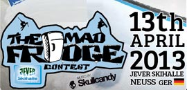 The MAD FRIDGE Contest Neuss