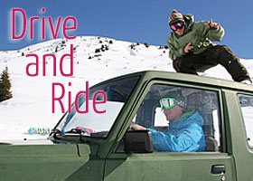 Drive and ride