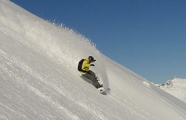 Snowboardsaison 2010 2011