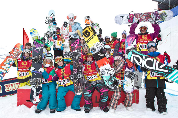 Slopestyle Junioren Contest