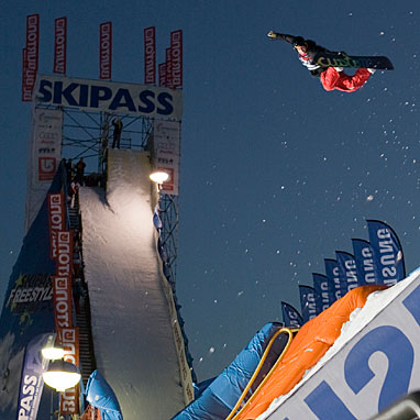 Swatch TTR World Snowboard Tour